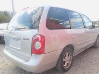 2005 Mazda MPV Fourgonnette, fourgon
