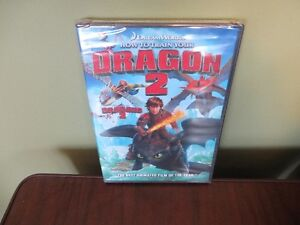 How To Train Your Dragon 2 DVD (NEW UNOPENED)
