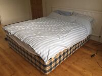 Free- King size bed