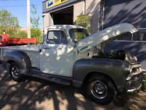 1954 Chevrolet 3100 Half Ton Pickup