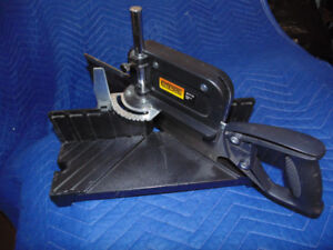 Empire Mitre Box with Stanley Saw