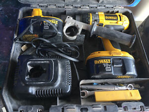 For sale 18 volt 1/2 xrp hammer drill