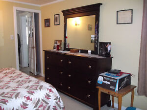Solid Wood - Beautiful Bedroom Set- asking only $699.00