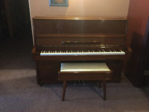Upright Acoustic Piano