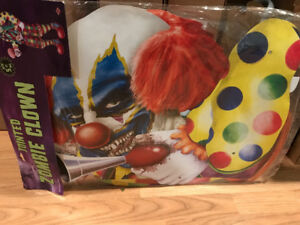 Jointed Zombie Clown Brand New $10