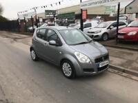 2009/09 Suzuki Splash 1.2 GLS 5dr h/b LOW MILEAGE ONLY 60463 MILES £3595
