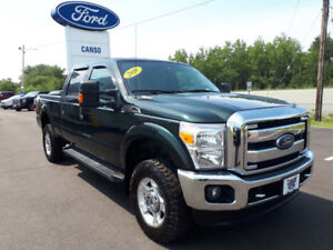2016 Ford F-250 Super Duty XLT-No Accidents