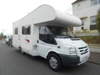 Roller Team Auto Roller 500, 5 Berth, End kitchen Motor home for sale