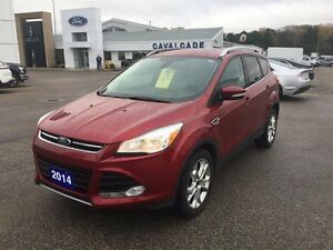 2014 Ford Escape Titanium - AWD