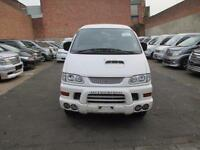 FRESH IMPORT MITSUBISHI DELICA SPACE GEAR 2.8 AUTO 8 SEATER DIESEL 4 WHEEL