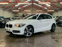 2014 BMW 1 Series 1.6 116i Sport Sports Hatch (s/s) 3dr Hatchback Petrol Manual