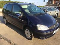 2002 Ford Galaxy 2.3 LX PETROL ** ONLY 67k ** FULL HISTORY