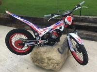 2015 Beta EVO Factory 300cc Trials Bike