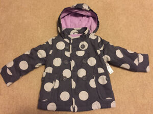 Brand New 4T Old Navy Fall Coat