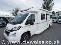 Bailey Autograph 75-4 Fixed Bed Motorhome MANUAL 2017