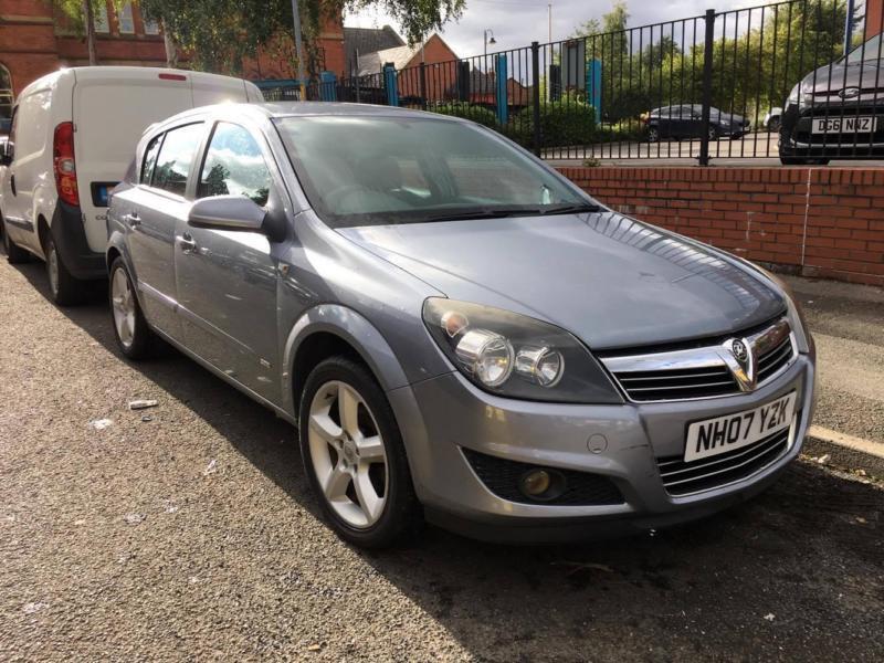 Vauxhall Astra 1.8 i 16v SRi 5dr