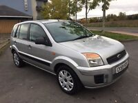 Ford Fusion 1.4 Automatic - 12 months MOT