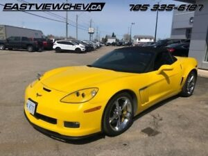 2011 Chevrolet Corvette Grand Sport  - Leather Seats - $410.58 B