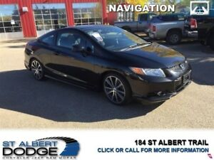2012 Honda Civic Coupe SI COUPE