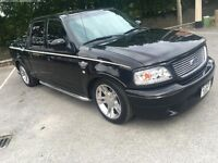 Ford F-150 supercharged v8 Harley Davidson 100th year limited edition