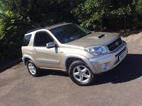 2005 Toyota RAV4 Xt3 D-4D 4x4 ** 73000 Miles ** Diesel **
