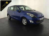2010 RENAULT GRAND SCENIC DYNAMIQUE TOM-TOM 7 SEATER SERVICE HISTORY FINANCE PX