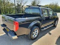 2015 Nissan Navara DCI VISIA 4X4 SHR DCB Pick Up Diesel Manual