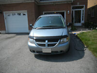 2005 Dodge Grand Caravan SXT Stow and Go Minivan, Van