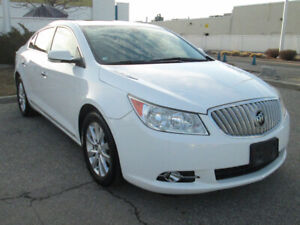 2014 Buick LaCrosse 2.4L E-Assist Sedan - Only 49.900 Km