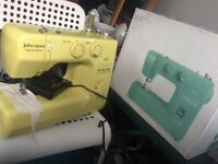 John Lewis Sewing Machine ONO - (Brand New RRP £109)