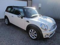 2009 Mini Clubman 1.6 Cooper D 5dr ESTATE ## £20 PYEAR ROAD TAX ## 5 door Es...