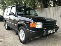 1998 R Land Rover Discovery 2.5 Tdi 3 DOOR 7 SEATS 4X4 MANUAL GOOD EXAMPLE PX