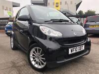 2010 Smart ForTwo Passion 0.8 CDi Diesel Semi Auto ** SAT-NAV ** Road Tax £0.00