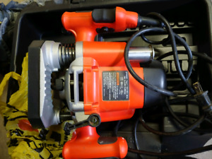 Rooter black and decker