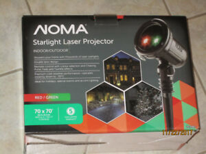 Noma LED Lights - Projection