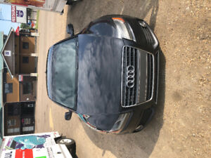 2010 Audi A5 2.0 L, 6 speed manual.