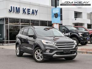 2017 Ford Escape SE  - Bluetooth -  Heated Seats - $97.47 /Wk