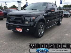 2013 Ford F-150   402A, 3.5L ECOBOOST ENGINE, POWER MOONROOF