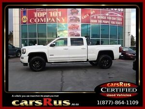 2016 GMC Sierra 1500 SLE, Over $4,000 in No Charge Accessories!!