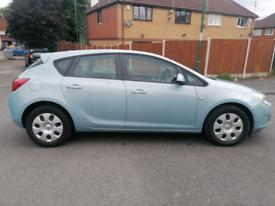 Vauxhall Astra 1.7 diesel.2010.mileges 105000