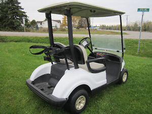 "2010 YAMAHA DRIVE ""GAS"" GOLF CART *FINANCING AVAIL. O.A.C. London Ontario image 6"