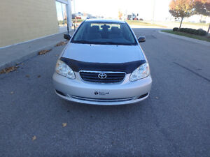 2006 Toyota Corolla CLEAN - NO ACCIDENT - ALLOYS - CERTIFIED Kitchener / Waterloo Kitchener Area image 2