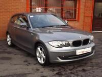 2009 59 BMW 1 SERIES 116I SPORT 2.0 3D