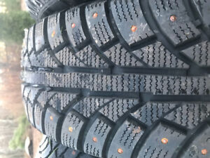 195/65/15 Winter Tires and Steel Rims for Volkswagon Jetta