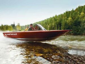 2017 KingFisher 1975 Fastwater