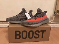 Adidas Authentic Yeezy 350 Boost V2 Trainers