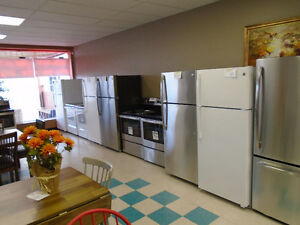 STAINLESS FRIDGE AND STOVE $149.99/MONTH London Ontario image 4