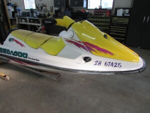 Sea-Doo / Suttle and trailer