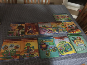 Leap frog books and remote