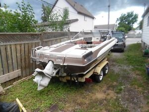 good running boat for fishing and/or water skiing